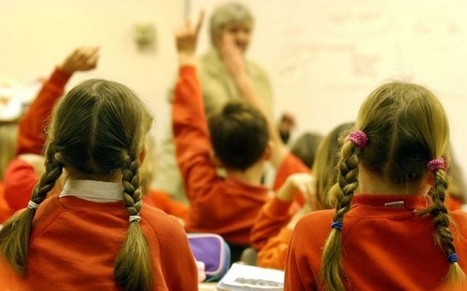 Educators in England paid higher salaries than those in most other countries - Telegraph | Higher Education | Scoop.it