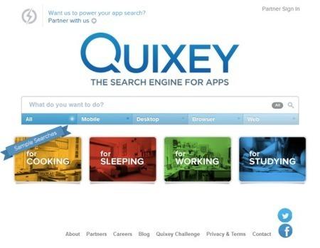QUIXEY: encuentra la aplicación que estás buscando | Las TIC y la Educación | Scoop.it