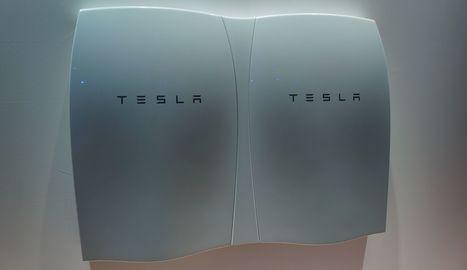 Tesla Energy: así funcionan las baterías para el hogar de Tesla   Energia   Scoop.it