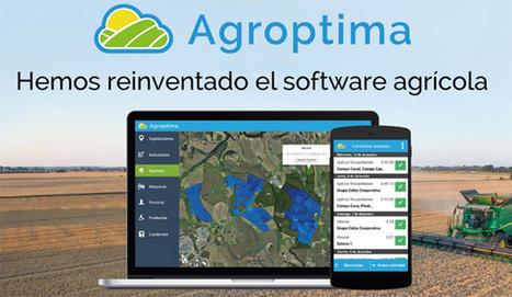 Carlos Blanco invierte en Agroptima, la app para controlar las explotaciones agrícolas - Marketing Directo   Agricultura   Scoop.it
