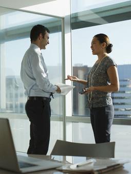 En entreprise, les stéréotypes hommes-femmes ont la vie dure - Grazia | SEXISME et ORIENTATION | Scoop.it