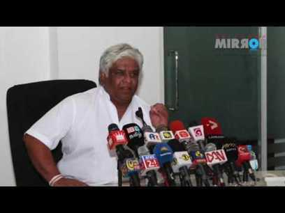 (Video) Arjuna slams SLC and sports minister over performance-based contracts | Sri Lanka Cricket | Scoop.it