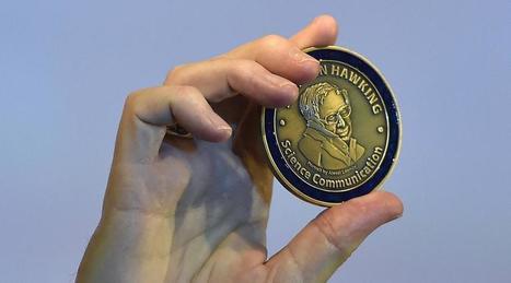 Stephen Hawking crée un prix de la vulgarisation scientifique   Culture scientifique et technique   Scoop.it