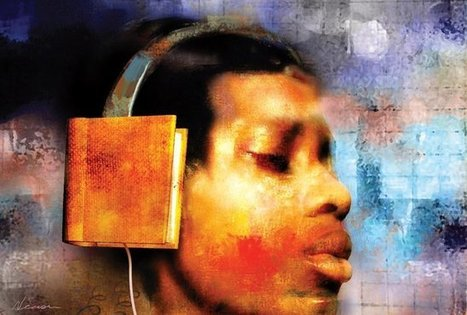Audiobooks: Is listening as good as reading? | Reading discovery | Scoop.it