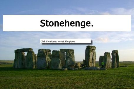 Stonehenge - fantastic @SlideRocket presentation with audio | Links for Units of Inquiry in PYP | Scoop.it