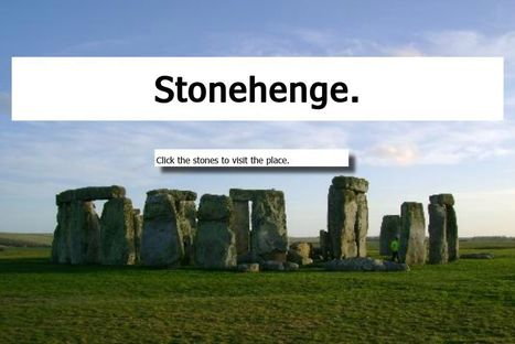 Stonehenge - fantastic @SlideRocket presentation with audio | Authorship | Scoop.it