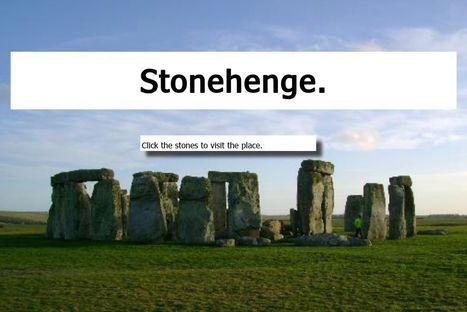Stonehenge - fantastic @SlideRocket presentation with audio | Authorship | Scoop.it