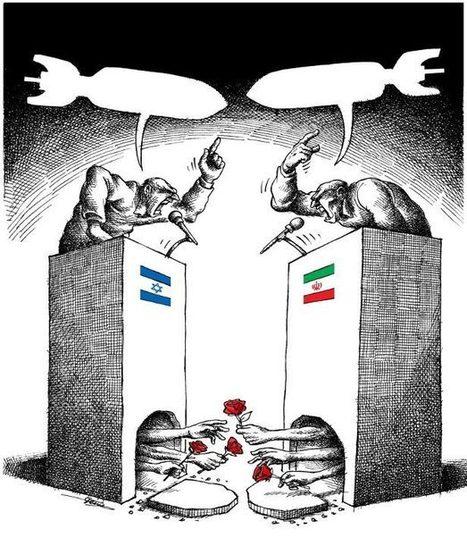 Social media resolving disputes between Israel and Iran. | Global Brain | Scoop.it