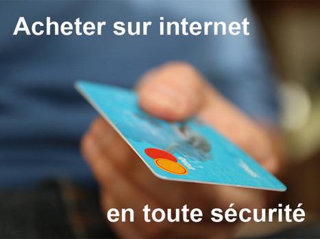 Prévention : 8 conseils pour acheter sur internet ou payer par carte en toute sécurité - CNET France | Méli-mélo de Melodie68 | Scoop.it