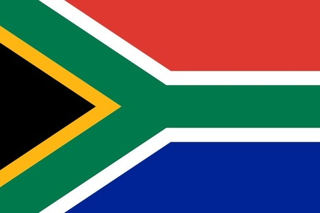 South African Flag | July's People | Scoop.it