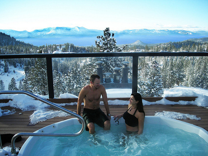 Let It Snow: Keep Your Hot Tub Enjoyable Year-Round | Home Improvement | Scoop.it