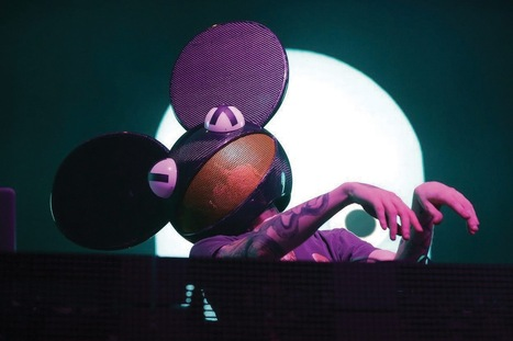 Deadmau5 Says His Double Album Is Ready To Go | DJing | Scoop.it