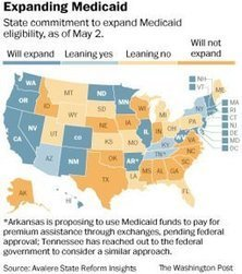 In several states, Medicaid expansion remains in limbo as time runs short | Medicaid Reform for Patients and Doctors | Scoop.it