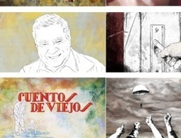 Cuentos de viejos. Proyecto documental colaborativo transmedia para acercar generaciones - Biblioteca Escolar Digital   COMUNICACIONES DIGITALES   Scoop.it