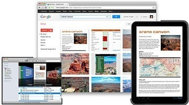 Google launches Google Drive | From the Apple Orchard | Scoop.it