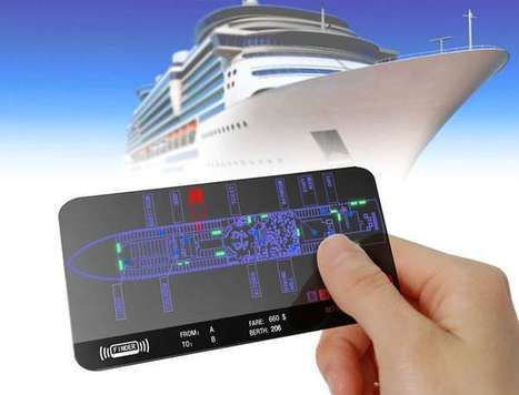 Futuristic Cruise Ship Cards | Travelled | Scoop.it