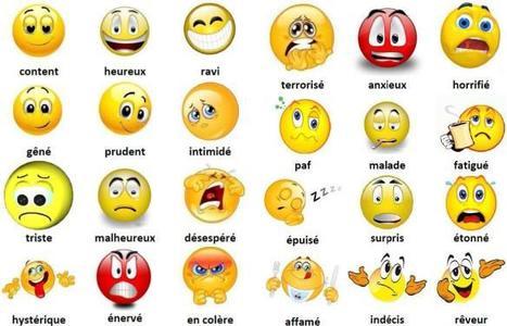Comment te sens-tu? | FLE enfants | Scoop.it