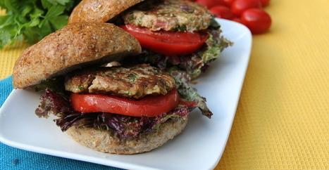 Recipe: Swiss Chard Veggie Burgers | Recipes | Scoop.it