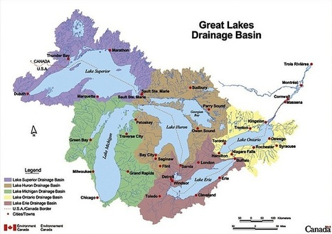 Great Lakes Ecosystems Threatened by Food Scarcity | Farming, Forests, Water, Fishing and Environment | Scoop.it