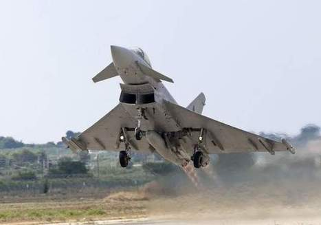 Eurofighter Nations Sign €1 Billion Development Deal for AESA Radar | Naval Defence | Scoop.it