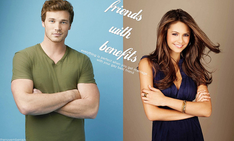 Friends with Benefits - wallpaper | social media & identity | Scoop.it