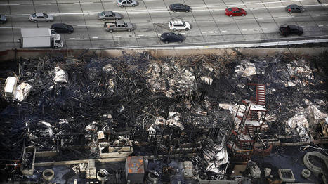 City of Los Angeles Files $20-million lawsuit against apartment developer for huge downtown fire | Fire Accident and Burn Injury Claims | Scoop.it