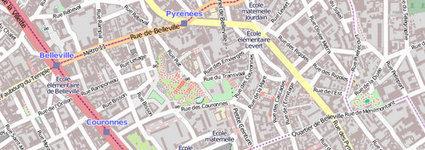 Invisible Paris Walks: Downloadable Walking Tours | Paris | Scoop.it