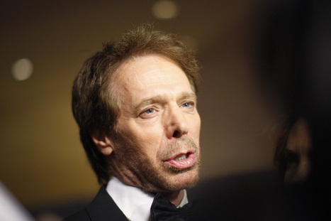 Jerry Bruckheimer Receives Honor at Monte Carlo Television Festival | AboutTelevision | Scoop.it