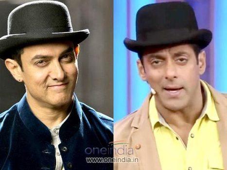 Salman Is A Bigger Star Than Me: Aamir Khan | music | Scoop.it