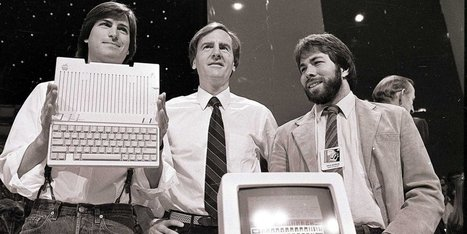 Former Apple CEO John Sculley: We Need to Embrace Failure as a Way to Learn | Public Relations & Social Media Insight | Scoop.it