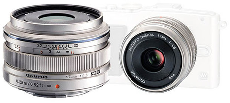 Olympus 17mm f/1.8 Prime to Cost $500 and Hit Stores in December | Olympus 17mm F1.8 | Scoop.it