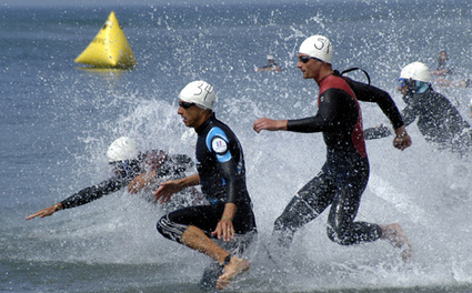 Are Triathletes Tougher Than You? | Deporte y salud | Scoop.it