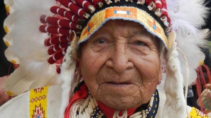 Dances with Wolves actor Chief David Bald Eagle dies at 97 | BBC | Kiosque du monde : Amériques | Scoop.it