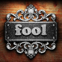 What Kind of Fool Are You? | Biblical Principles | Scoop.it