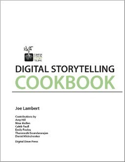 Digital Storytelling Cookbook PDF | anz23mthings | Scoop.it
