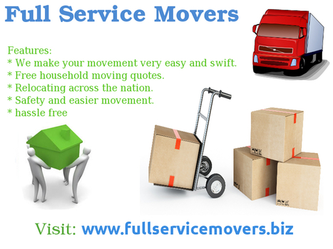 Relocating across the nation with full service moving company | fullservicemovers | Scoop.it