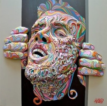 3D Paintings by Shaka | Unbelievable.gr | Machinimania | Scoop.it
