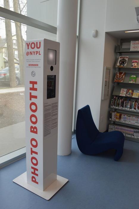 Bibliomancienne remix: La bibliothèque publique Mariners Harbor, une des... | Bibliothèques en évolution | Scoop.it