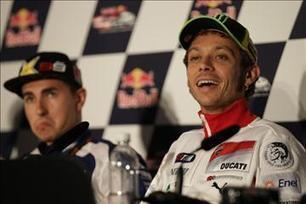 Rossi interview for 2013 | Ducati news | Scoop.it