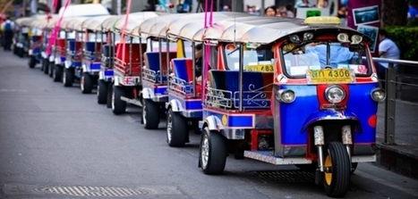 Modern day publishing is a Tuk-Tuk | Part – II: Where do E-Learning content go today? | Scoop.it