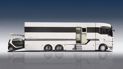 Ketterer continental motorhome le camping car for Camping car de luxe avec piscine