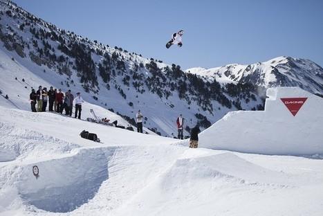 EN IMAGES - La Poney Session a sacré le snowboardeur Jonas Boesiger   SAINT LARY   Scoop.it