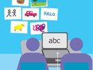 Skoolmates en Bas gaat digi-taal even goed als regulier taalonderwijs - Kennisnet | Kleuters en ICT | Scoop.it