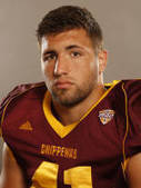 Justin Cherocci's tackling skills changed him from walk-on to scholarship star ... - Bay City Times | Football walk-on | Scoop.it