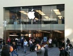 Apple doit 5 millions d'euros à la France | Technos | Scoop.it