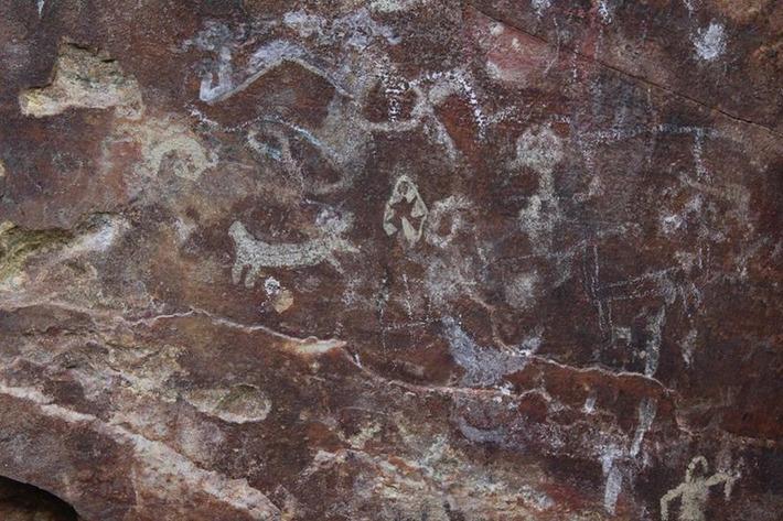 Hallan arte rupestre en Huailillas, Huamachuco, La Libertad | Arqueología del Perú | Amériques | Scoop.it
