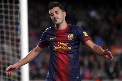 El Barça no aceptará una oferta por debajo de los 10 millones por Villa | Hemeroteca | Scoop.it