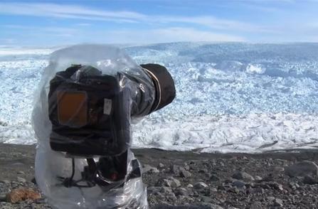 Ils ont amené une caméra dans un endroit perdu du Groenland, et ils ont réussi à filmer quelque chose de vraiment terrifiant... | Remembering tomorrow | Scoop.it