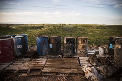 How the Oil Bust Wiped Out One North Dakota Oil Refiner's Profit | Grain du Coteau : News ( corn maize ethanol DDG soybean soymeal wheat livestock beef pigs canadian dollar) | Scoop.it