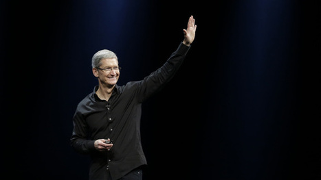 Investors are convinced Apple's iPhone 6 is going to be a smash hit | Applications and Mobility | Scoop.it